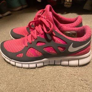 Women's Nike Free - Size 7